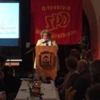 Rede von Eva Maria Linsenbreder